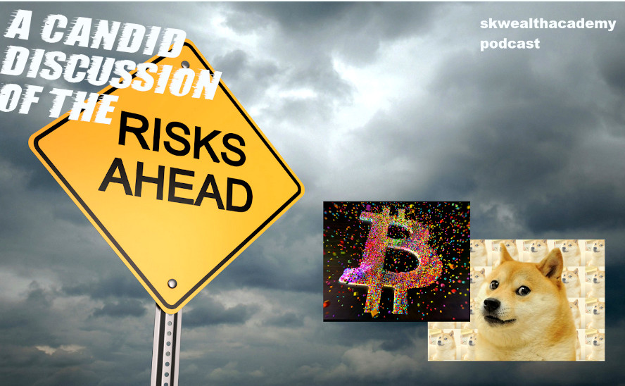 the true risk of cryptocurrencies