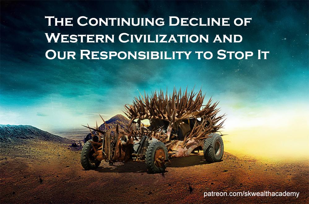 end of western civilization