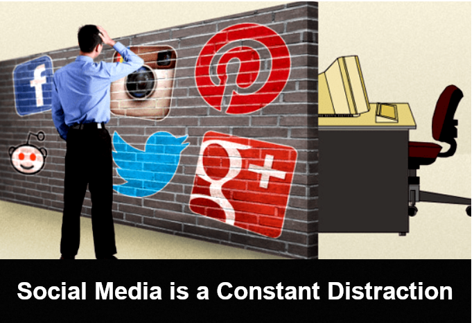 mass media distracts us from reality to our own detriment