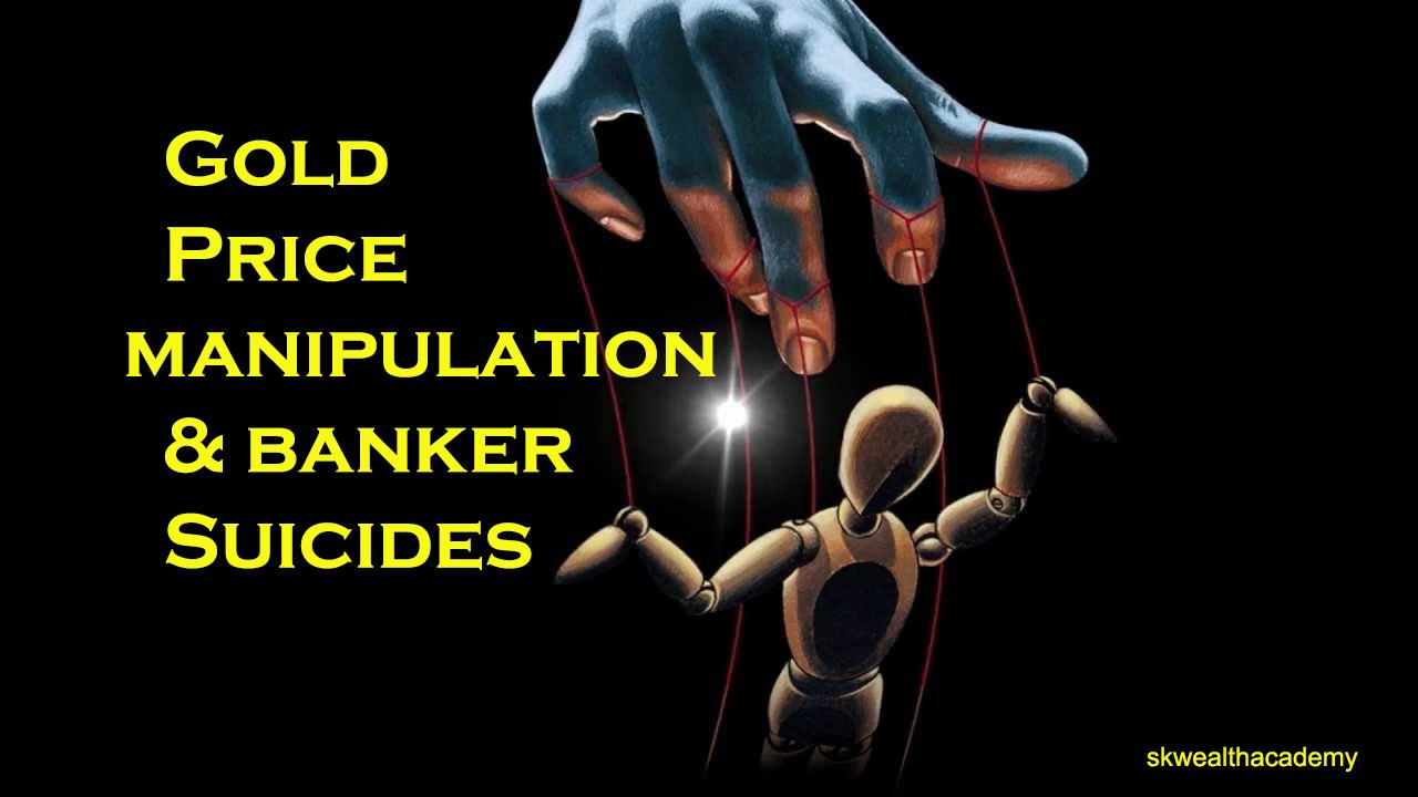 JP Morgan banker RICO prosecution for gold price manipulation