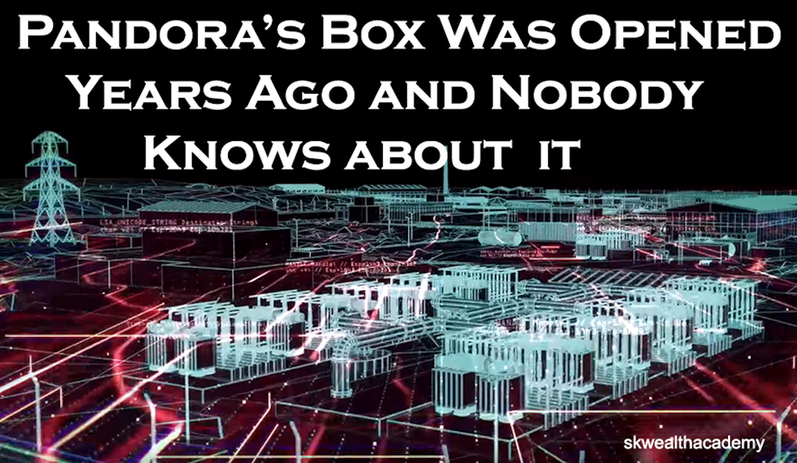 why the Stuxnet virus opened up Pandora's Box for the rest of the world