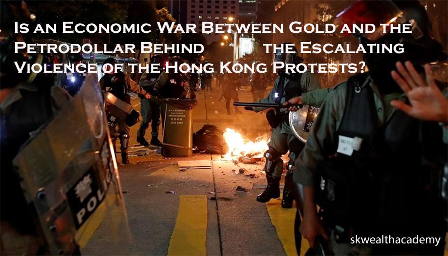 economic war between gold and the petrodollar