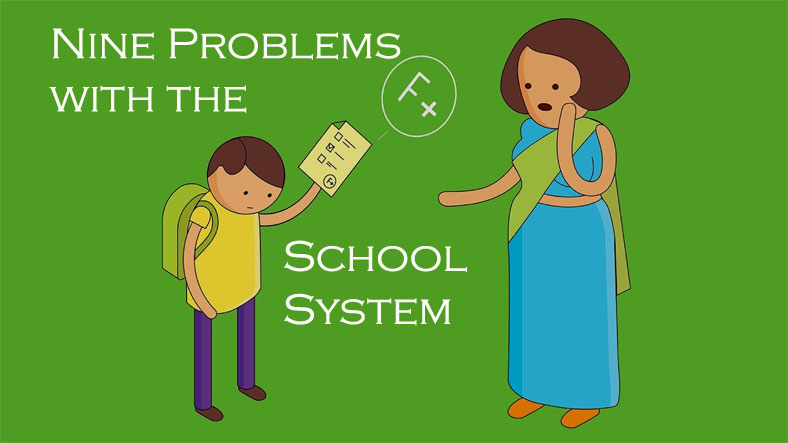 the biggest problems with schooling and the school system
