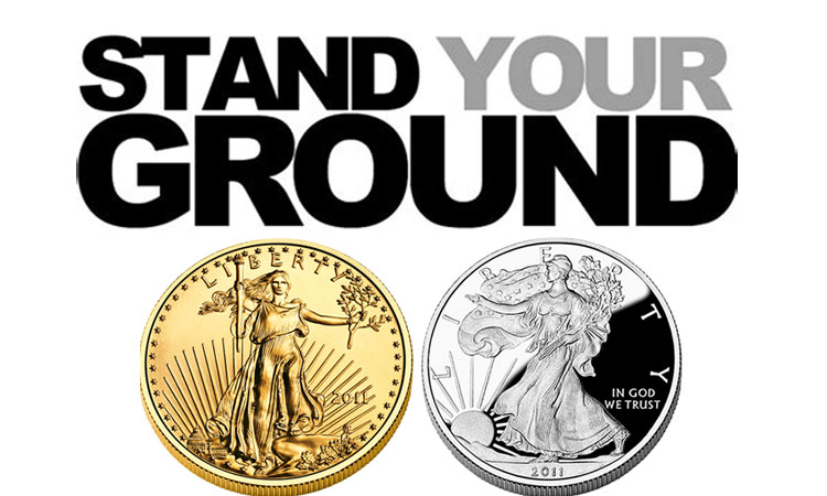 stand your ground in the currency wars