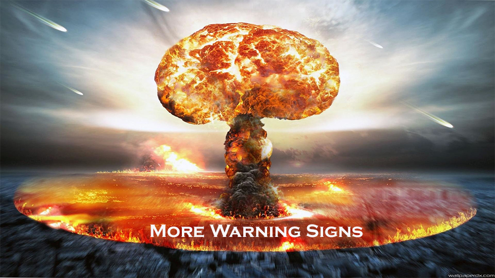 warning signs of coming global financial collapse